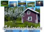 Geburtstagskalender Schweden
